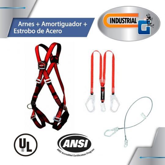 Arnes--Amortiguador-Estrobo