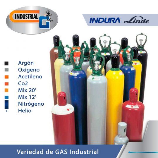 Gas-Variedades