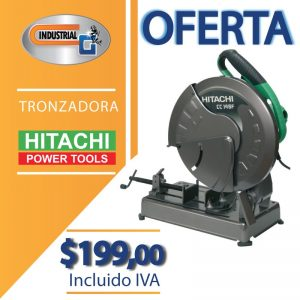 Tronzadora Hitachi Power Tools
